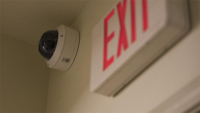 Dorm cameras provide safety for Gunfighters