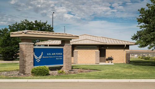 Mountain Home AFB Virtual Visitor Control Center