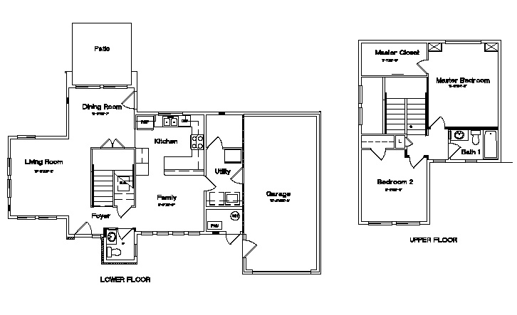 Mountain Home Air Force Base Home Base Housing Floor Plans
